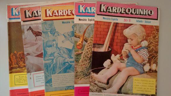 Edições da revista